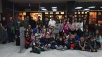 Επίσκεψη στο Πολεμικό Μουσείο της Αθήνας-Κατηχητικές Νεανικές Συντροφιές του Ιερού Ναού Αγίου Στυλιανού Γκύζη