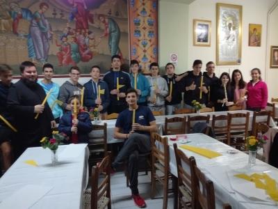 Σάββατο Λαζάρου στην Ενοριακή Νεανική Εστία Αγίου Στυλιανού Γκύζη