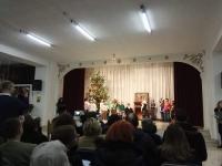 Χριστουγεννιάτικη Γιορτή δύο Ενοριών- Αγίου Στυλιανού Γκύζη και Κοιμήσεως Θεοτόκου Συν. Ελευθερίου Βενιζέλου στο Πολύγωνο