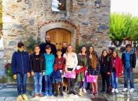 Προσκυνηματική εκδρομή των κατηχητικών σχολείων τού Ιερού Ναού Γενεθλίου της Θεοτόκου Λούτσας Διρφύων στον Άγιο Γεώργιο Αρμά