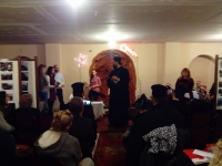 Χριστουγεννιάτικη εορτή Ι. Ναού Ευαγγελισμού της Θεοτόκου Νέας Χαλκηδόνας