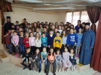 Έναρξη κατηχητικών σχολείων Ι.Ν.Αγίου Νικολάου Περάματος