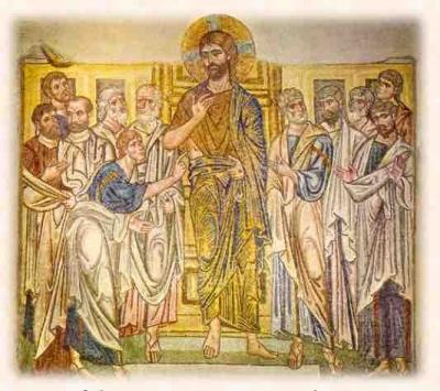 Πασχαλινές ευχές Γραφείου Νεότητας Ι.Αρχιεπισκοπής Αθηνών