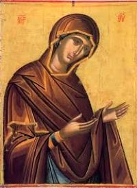 Μητέρα - Θεοτόκος - Παναγία