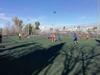 Το πρωτάθλημα ποδοσφαίρου της Αρχιεπισκοπής Αθηνών συνεχίζεται