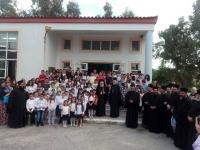 Γιορτή κατηχητικών Αρχιερατικής Περιφερείας Ιστιαίας