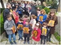 Κυριακή της Ορθοδοξίας στο Κατηχητικό Ι.Ν.Ευαγγελιστρίας Ν.Χαλκηδόνας