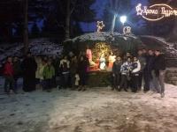 Χριστουγεννιάτικες δράσεις που πραγματοποιήθηκαν από το Κέντρο Νεότητας Ι. Μ. Λευκάδος και Ιθάκης